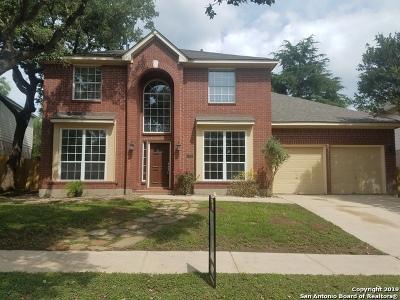 Single Family Home New: 12318 Hart Ranch