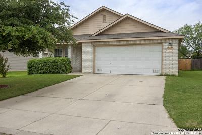 San Antonio Single Family Home New: 10931 Geneva Moon