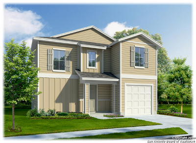 San Antonio Single Family Home New: 6404 Legato Curve