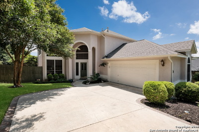 San Antonio Single Family Home New: 42 Silverhorn Dr