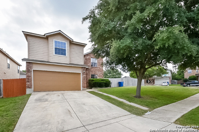 San Antonio Single Family Home New: 7111 Hallie Pl