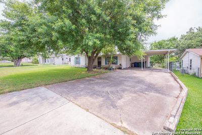 San Antonio Single Family Home New: 406 Demya Dr