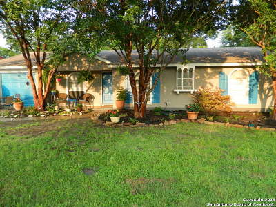 San Antonio Single Family Home New: 6702 Pear Tree