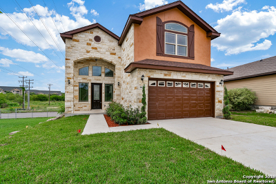 San Antonio Single Family Home New: 9018 Moccasin Lk