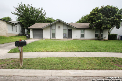San Antonio Single Family Home New: 5011 Fairford Dr