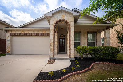 Schertz Single Family Home New: 2748 Sterling Way