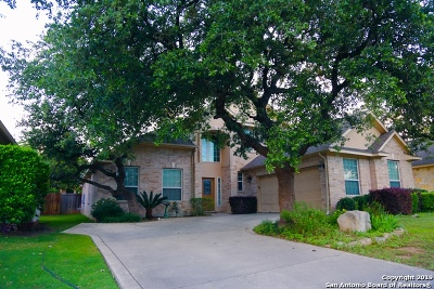 San Antonio Single Family Home New: 25243 Four Iron Ct