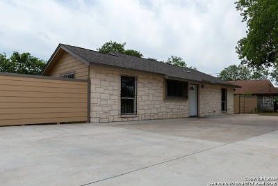 San Antonio Single Family Home New: 1432 Watkins Ln