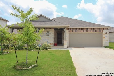 Schertz, Cibolo Single Family Home New: 4536 Meadow Green