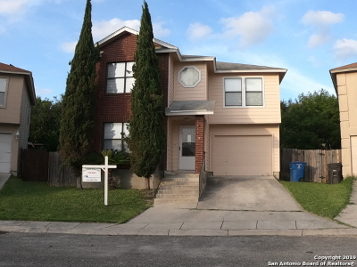 San Antonio Single Family Home New: 6 Apple Hills
