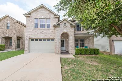 San Antonio Single Family Home New: 9855 Carswell Peak