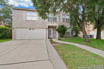 San Antonio Single Family Home New: 10810 Deercliff Pass