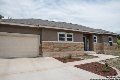 Canyon Lake Single Family Home For Sale: 290 Rocky Ranch Rd