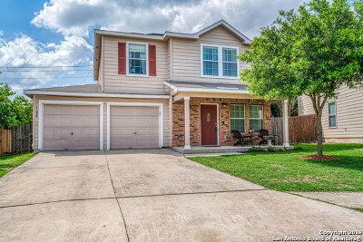 Cibolo Single Family Home Active Option: 108 Willow View