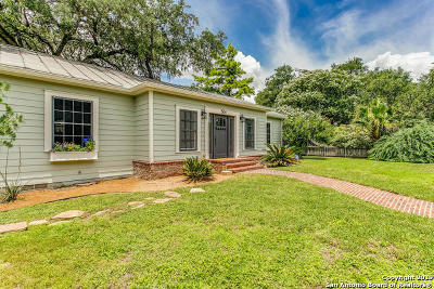 Single Family Home New: 301 Parland Pl