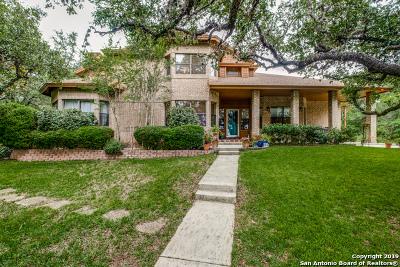 San Antonio Single Family Home New: 3638 Oak Cluster St