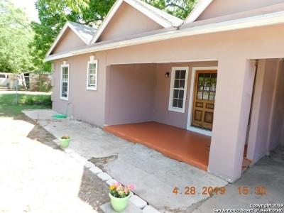 San Antonio Single Family Home New: 6710 Elmer Blvd