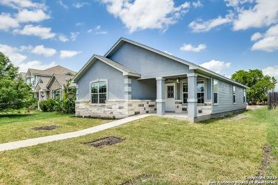 San Antonio Single Family Home New: 5727 Midcrown Dr