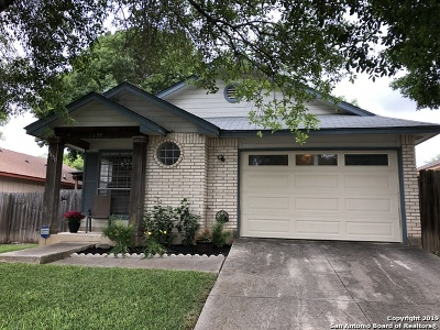 San Antonio Single Family Home New: 4430 Knollvalley