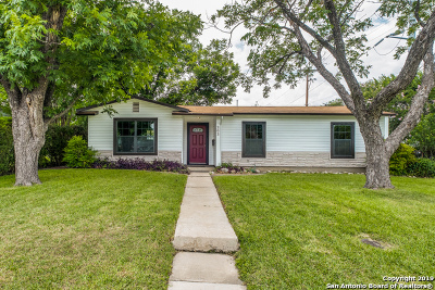 San Antonio Single Family Home New: 203 Redrock Dr