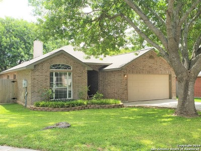 Schertz Single Family Home Price Change: 2828 Berry Trace