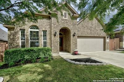 San Antonio Single Family Home New: 7811 William Bonney