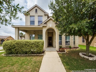 San Antonio Single Family Home New: 10219 Hunters Pond