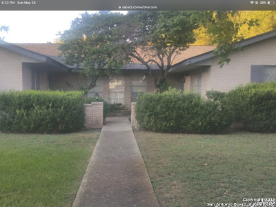 San Antonio Multi Family Home New: 5633&5635 Walzem