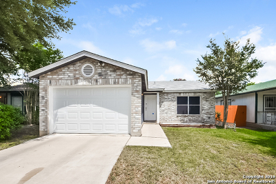 Single Family Home New: 8118 Easy Meadow Dr