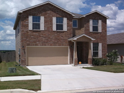 Converse Single Family Home Price Change: 9515 Madison Creek