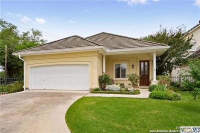 San Marcos Single Family Home Back on Market: 2253 Garden Ct