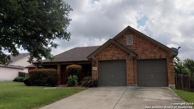 Guadalupe County Single Family Home For Sale: 3329 Jasons Way