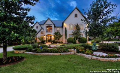 San Antonio Single Family Home For Sale: 1930 Winding View