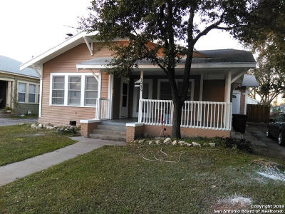 Single Family Home Back on Market: 1215 Rigsby Ave