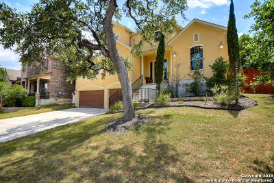 Timberwood Park Single Family Home For Sale: 25827 Trickling Rock