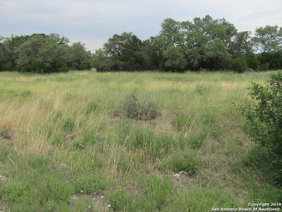 Helotes Residential Lots & Land For Sale: High Bluff