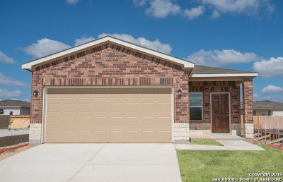 New Braunfels Single Family Home Price Change: 326 Mistflower