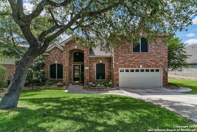 Schertz Single Family Home Active Option: 2509 Melville Ln