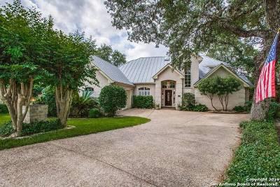 Stone Oak Single Family Home Price Change: 806 Lari Dawn