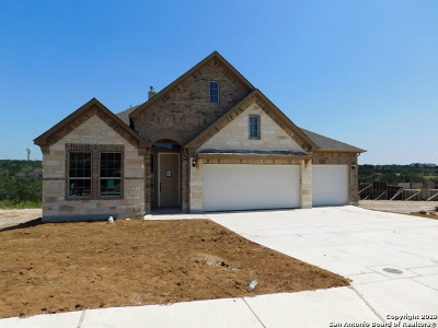 New Braunfels Single Family Home Back on Market: 1195 Roaring Falls