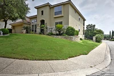Timberwood Park Single Family Home For Sale: 1102 Via Milano