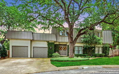 San Antonio Single Family Home For Sale: 6 Court Circle