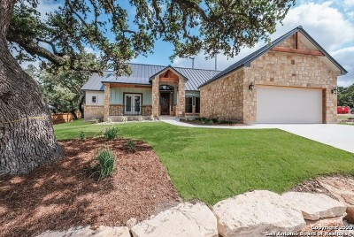 Boerne Single Family Home For Sale: 108 Chama Dr