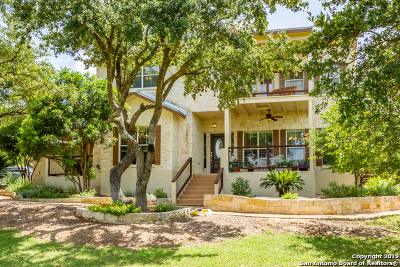 Canyon Lake Single Family Home Active Option: 134 Hall Isle