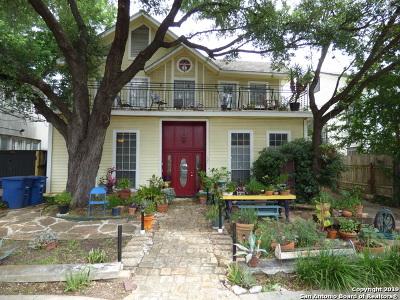 Monte Vista Multi Family Home For Sale: 121 E Woodlawn Ave