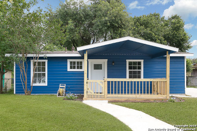 San Antonio Single Family Home Back on Market: 4618 Caywood Dr