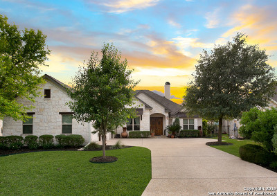 Fair Oaks Ranch Single Family Home For Sale: 29911 Cibolo Ct
