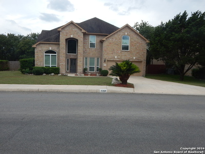Stone Oak Single Family Home For Sale: 130 Impala