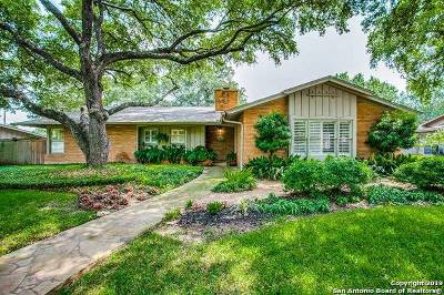 San Antonio TX Single Family Home Active RFR: $569,900
