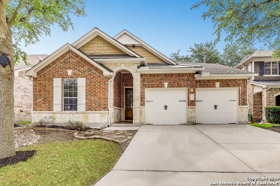 Trails Of Herff Ranch Single Family Home For Sale: 117 Hitching Post